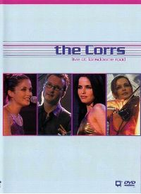 Cover The Corrs - Live At Lansdowneroad [DVD]